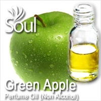 Perfume Oil (Non Alcohol) Green Apple - 50ml