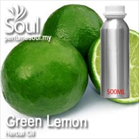 Herbal Oil Green Lemon - 500ml