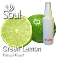 Herbal Water Green Lemon - 120ml