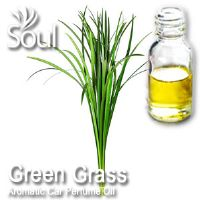 Green Grass Aromatic Car Perfume Oil - 50ml