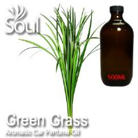 Green Grass Aromatic Car Perfume Oil - 500ml