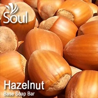 Base Soap Bar Hazelnut - 1kg