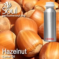 Carrier Oil Hazelnut - 1000ml
