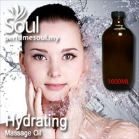 Massage Oil Hydrating - 1000ml