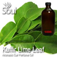 Kaffir Lime Leaf Aromatic Car Perfume Oil - 500ml