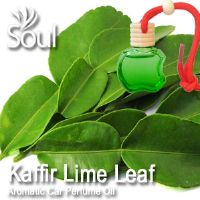 Kaffir Lime Leaf Aromatic Car Perfume Oil - 8ml