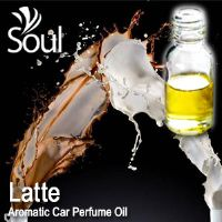 Latte Aromatic Car Perfume Oil - 50ml
