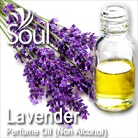 Perfume Oil (Non Alcohol) Lavender - 50ml
