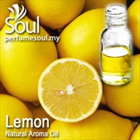 Natural Aroma Oil Lemon - 10ml