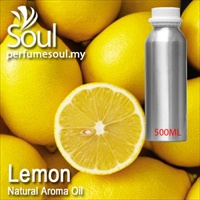 Natural Aroma Oil Lemon - 500ml