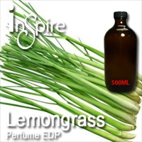 Perfume EDP Lemongrass - 500ml