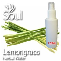 Herbal Water Lemongrass - 120ml