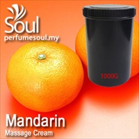 Massage Cream Mandarin - 1000g
