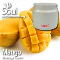 Massage Cream Mango - 500g