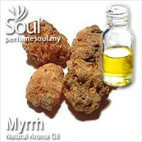 Natural Aroma Oil Myrrh - 10ml