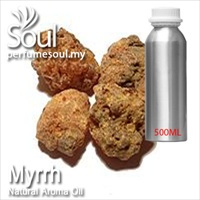 Natural Aroma Oil Myrrh - 500ml
