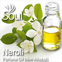 Perfume Oil (Non Alcohol) Neroli - 50ml