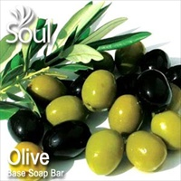 Base Soap Bar Olive - 500g