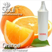 Aromatic Air Freshener Orange - 500ml