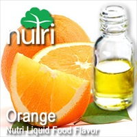 Food Flavor Orange - 10ml