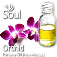 Perfume Oil (Non Alcohol) Orchid - 50ml