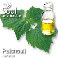 Herbal Oil Patchouli - 50ml