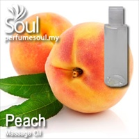 Massage Oil Peach - 200ml