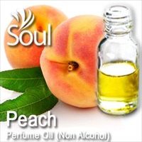 Perfume Oil (Non Alcohol) Peach - 50ml