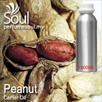 Carrier Oil Peanut - 1000ml