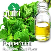 Food Flavor Peppermint - 50ml
