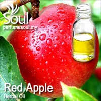 Herbal Oil Red Apple - 50ml