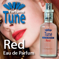 Perfume Tune - Red 50ml