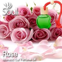 Rose Aromatic Car Perfume Oil - 8ml
