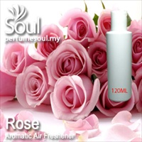 Aromatic Air Freshener Rose - 120ml