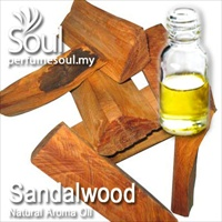 Natural Aroma Oil Sandalwood - 10ml