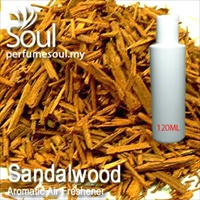 Aromatic Air Freshener Sandalwood - 120ml