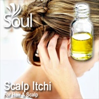 Essential Oil Scalp Itchi - 50ml