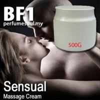 Massage Cream Sensual - 500g
