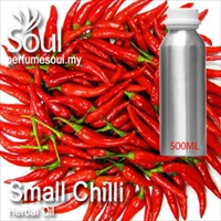Herbal Oil Small Chili - 500ml