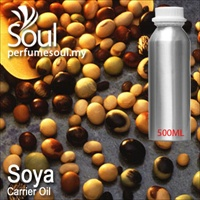 Carrier Oil Soya - 500ml