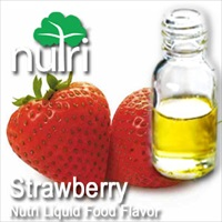 Food Flavor Strawberry - 50ml
