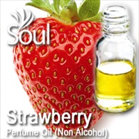 Perfume Oil (Non Alcohol) Strawberry - 50ml
