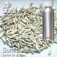 Carrier Oil Sunflower Seed - 500ml
