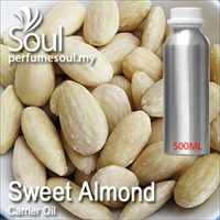 Carrier Oil Almond - 500ml