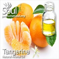 Natural Aroma Oil Tangerine - 10ml