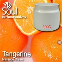 Massage Cream Tangerine - 500g