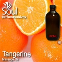 Massage Oil Tangerine - 500ml