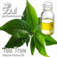 Natural Aroma Oil Tea Tree - 10ml
