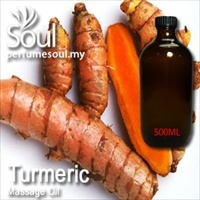 Massage Oil Turmeric - 500ml