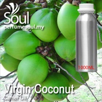Carrier Oil Virgin Coconut - 1000ml